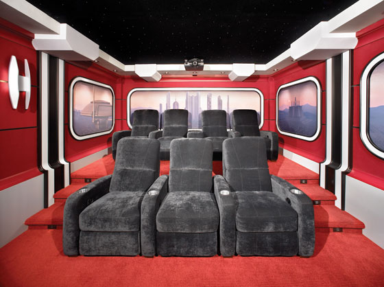 amazing home theaters chancellor palpatine