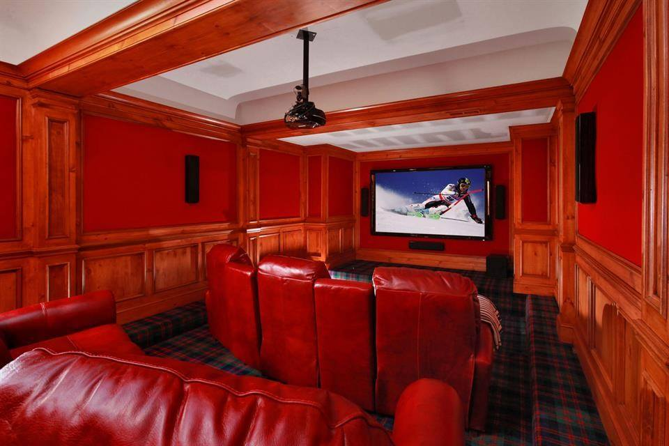 amazing home theaters luxurious
