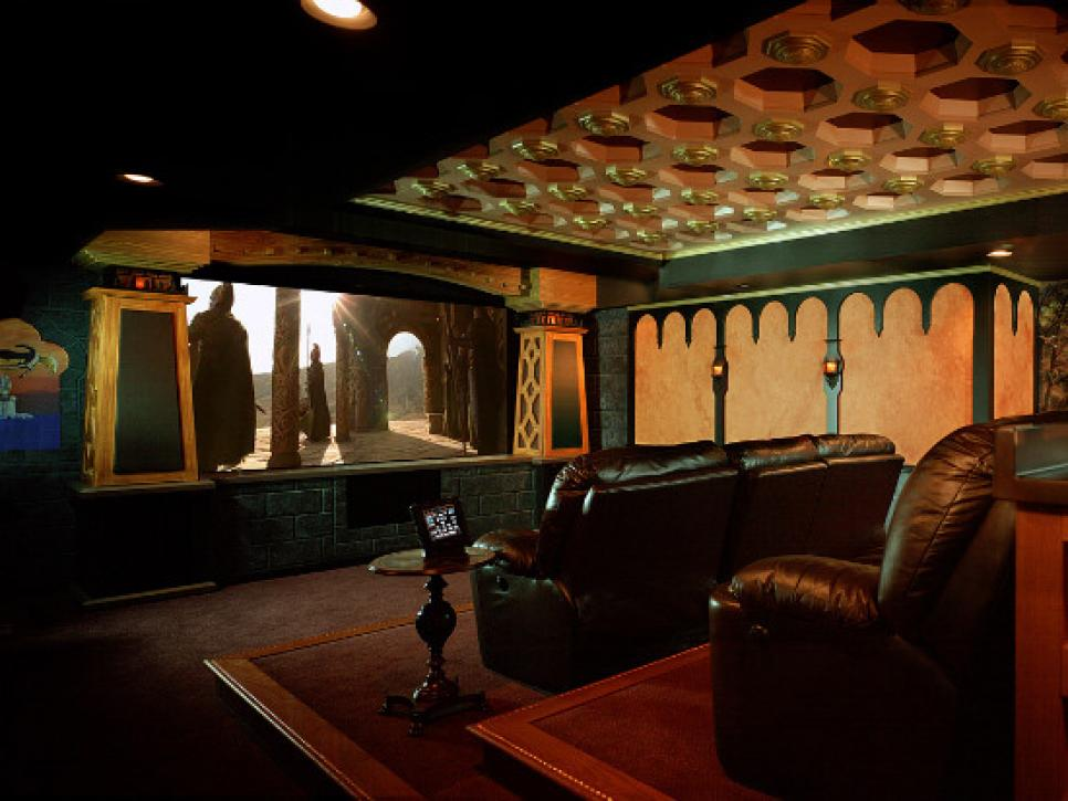 amazing home theaters lord of the rings