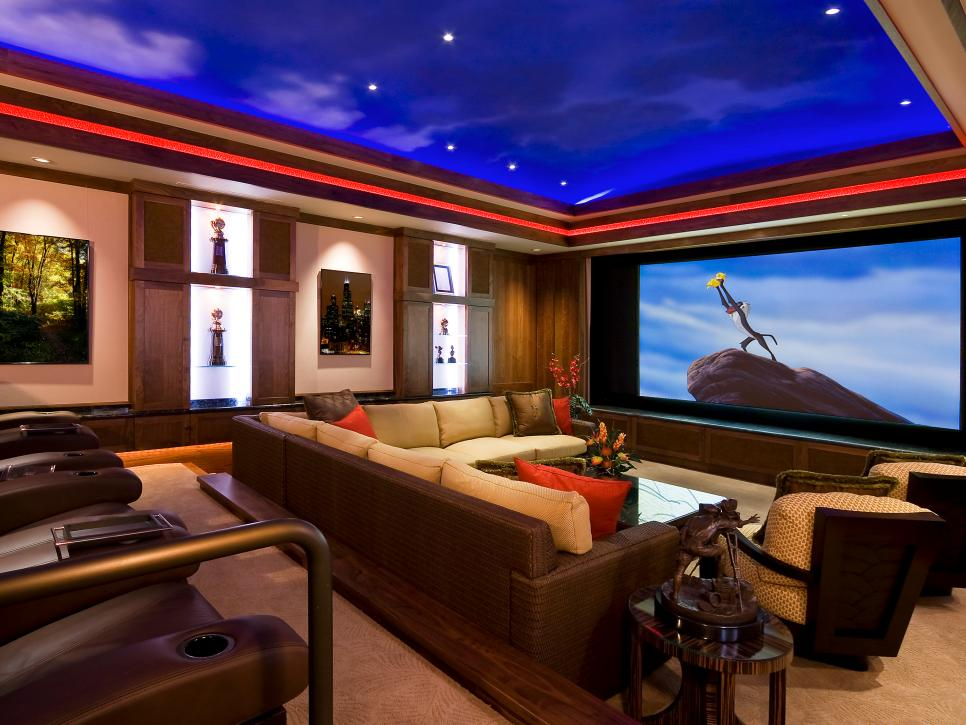 amazing home theaters smart theater