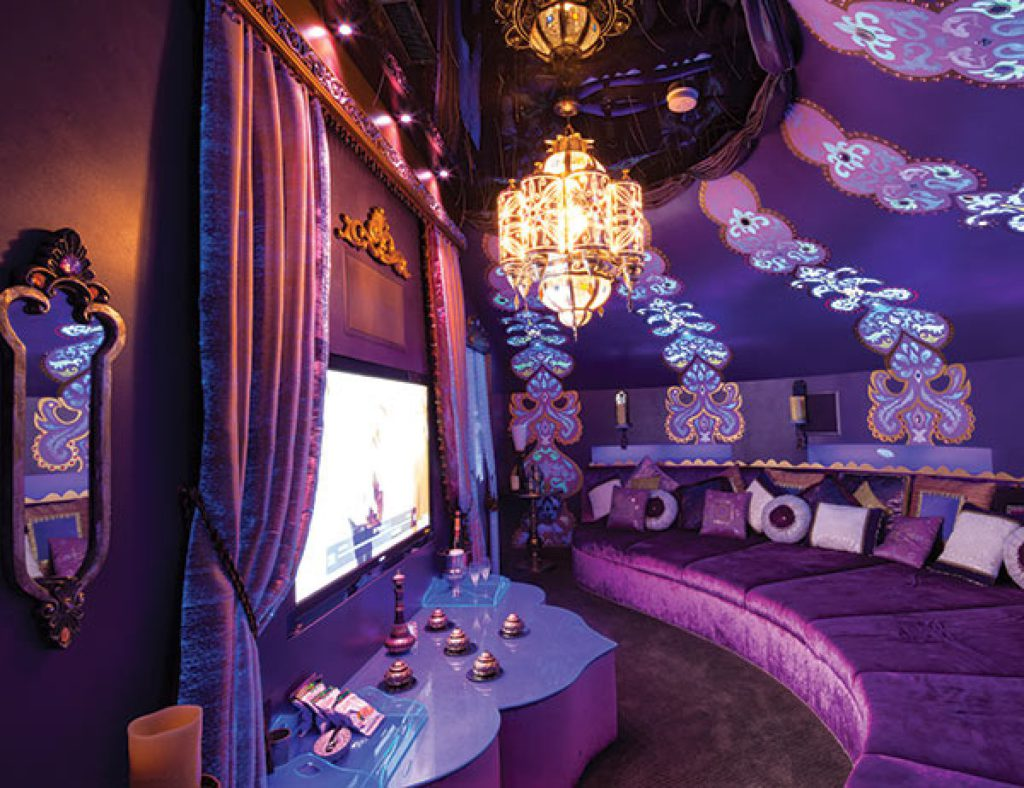 amazing home theaters arabian nights