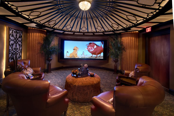 amazing home theaters titanic