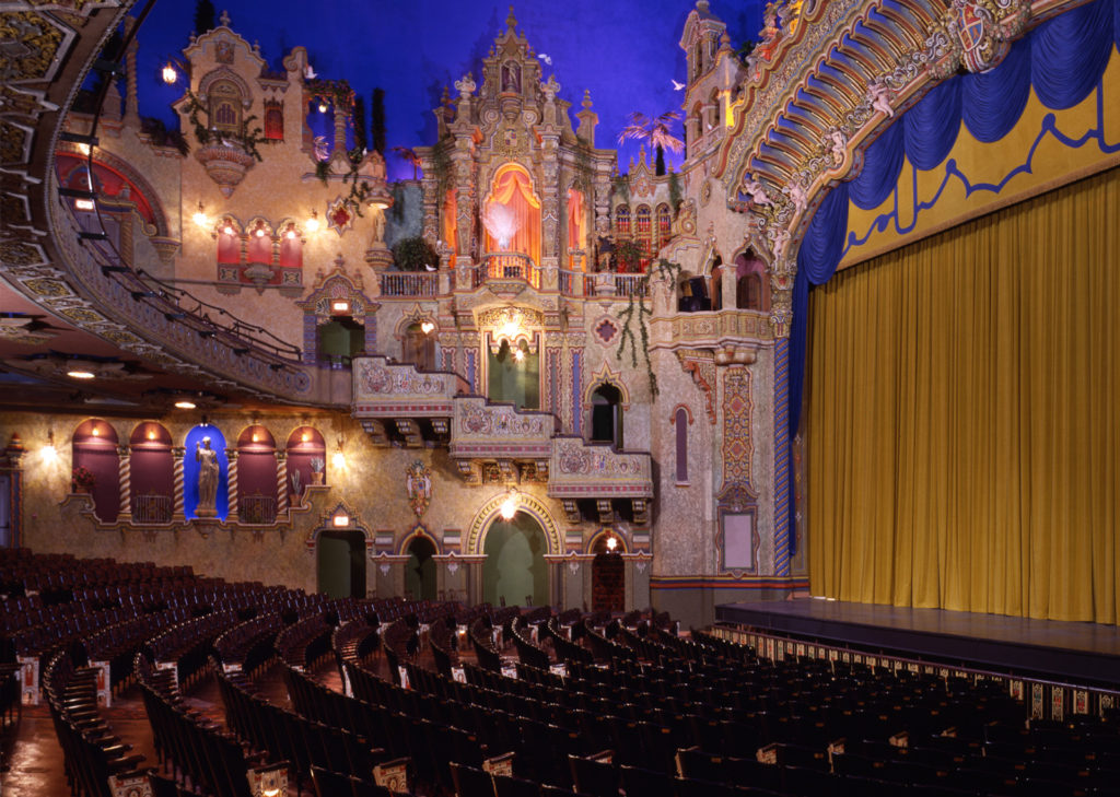 50 Towns With The Most Majestic Old Theaters Budget Home