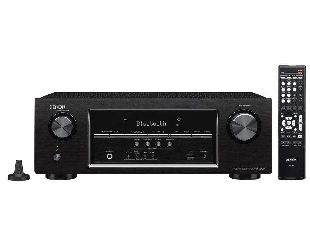 denon-avr-s510bt-5-2-channel-full-4k-ultra-hd-av-receiver-with-bluetooth-receivers-under-500