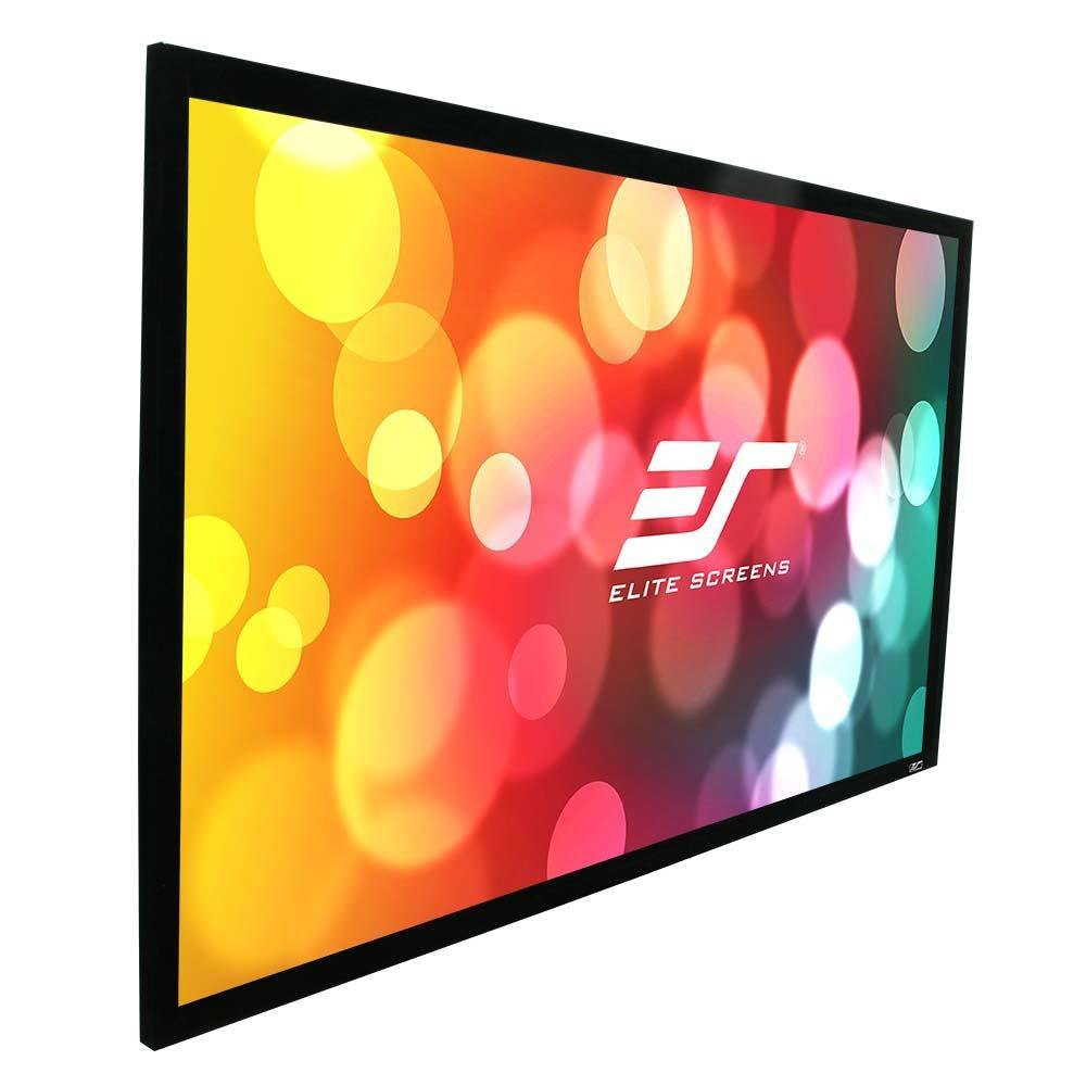 elite-screens-sable-frame-b2-series-projector-screen-home-theater-projector-screens-under-500