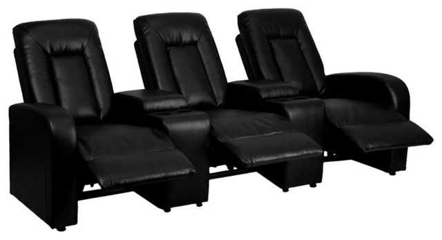 flash-furniture-3-seat-black-leather-home-theater-recliner-with-storage-consoles-budget-home-theater-seating-packages