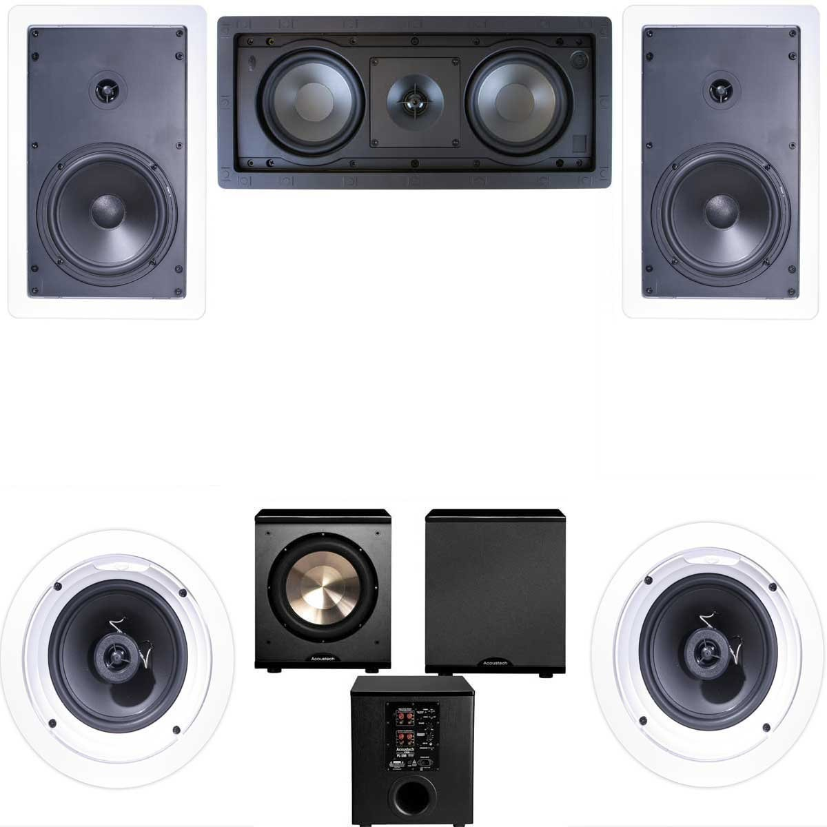 klipsch-r-1650-w-in-wall-5-1-home-theater-system-speakers-under-1000