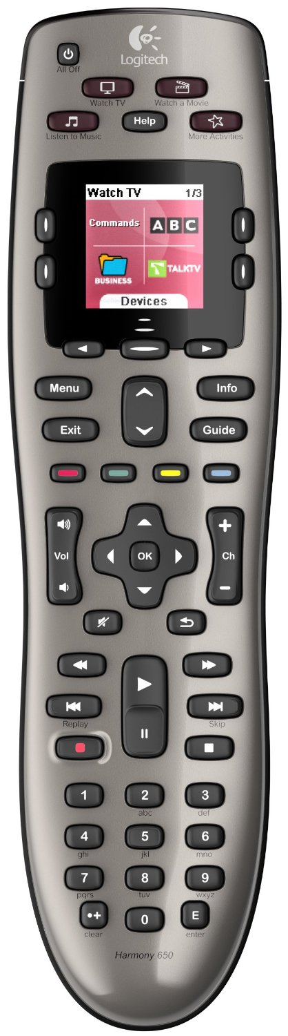logitech-harmony-650-infrared-all-in-one-remote-control-universal-remote-programmable-remote-silver-budget-universal-standard-remotes-for-home-theaters