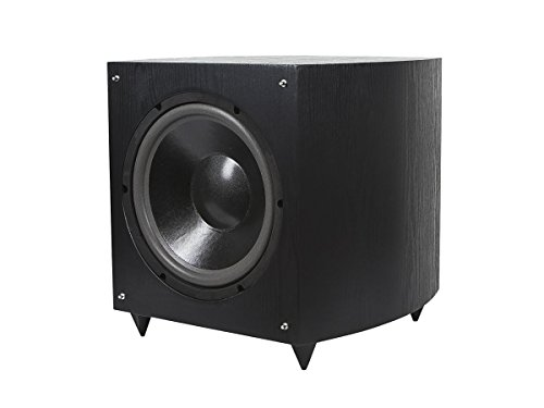 monoprice-12-inch-150-watt-powered-subwoofer-home-theater-subwoofers-under-200