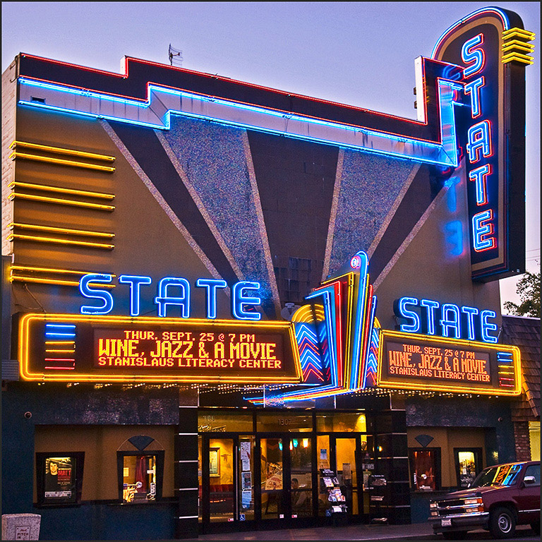 modesto ca historic theaters