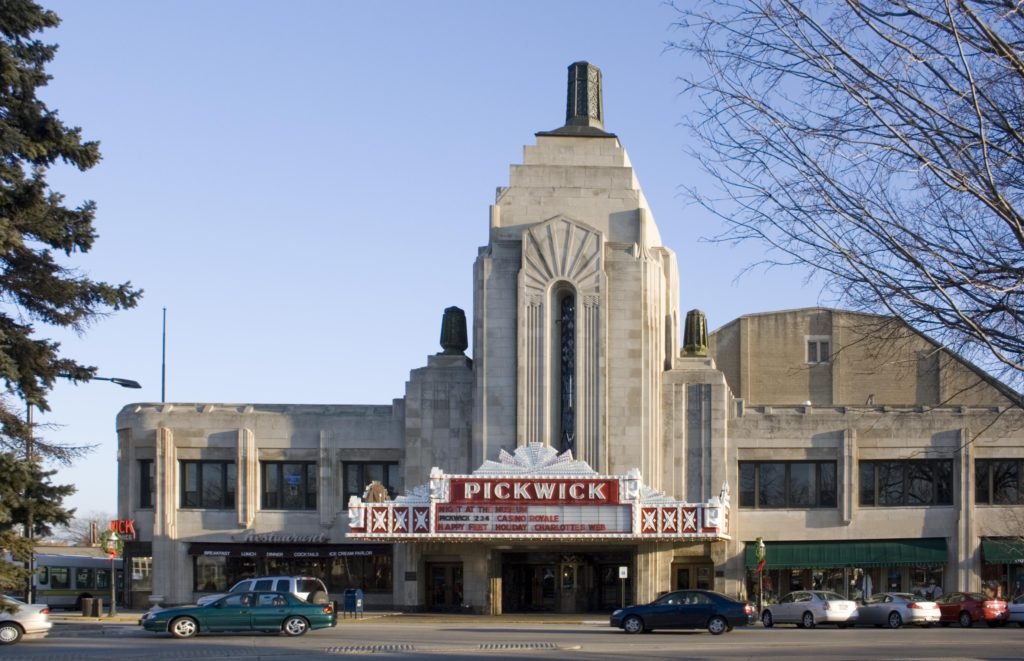 park ridge il majestic theaters