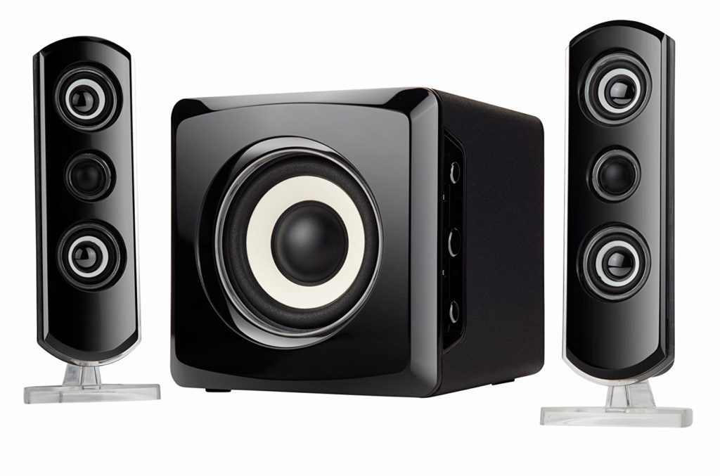Sylvania Bluetooth Home Computer Speakers