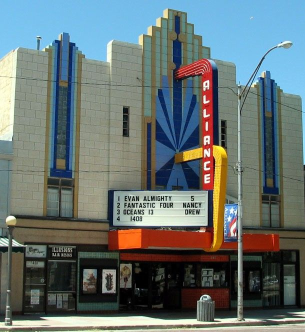 alliance nebraska majestic theater