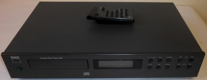 NAD cd player