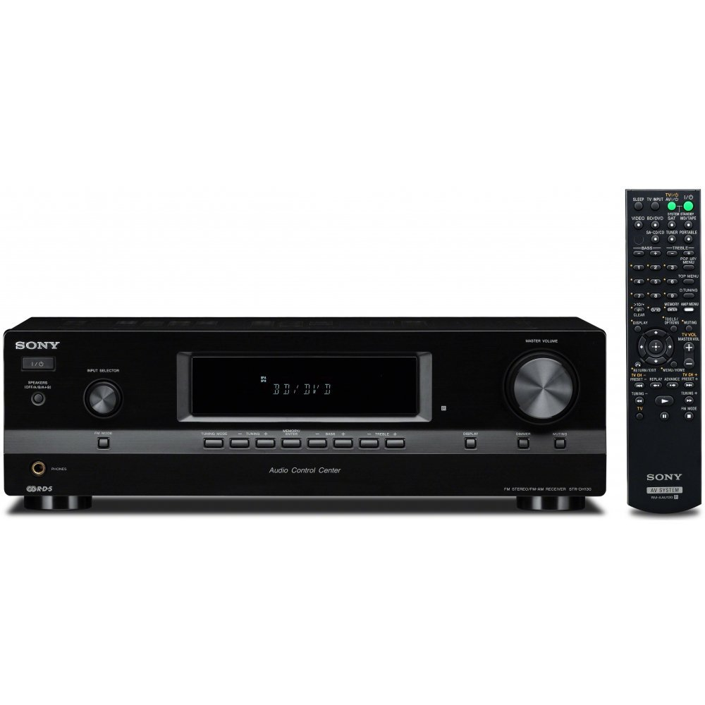 sony-strdh130-2-channel-stereo-receiver-gifts-for-home-theater-enthusiasts