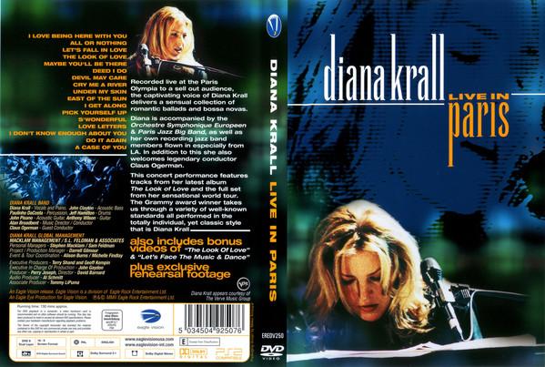 : Diana Krall: Live in Paris [Blu-ray]: Paulinho