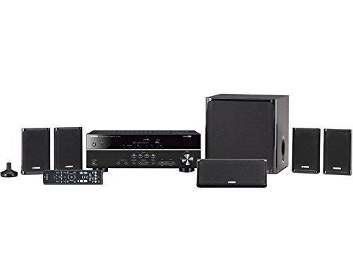 Yamaha YHT-4930UBL 5.1-Channel Home Theater Packages Under $1,000