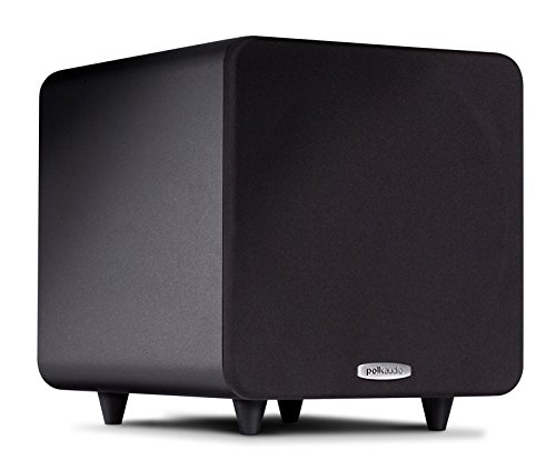 "Polk Audio PSW111 Compact Powered 8"" Subwoofers Under $500"