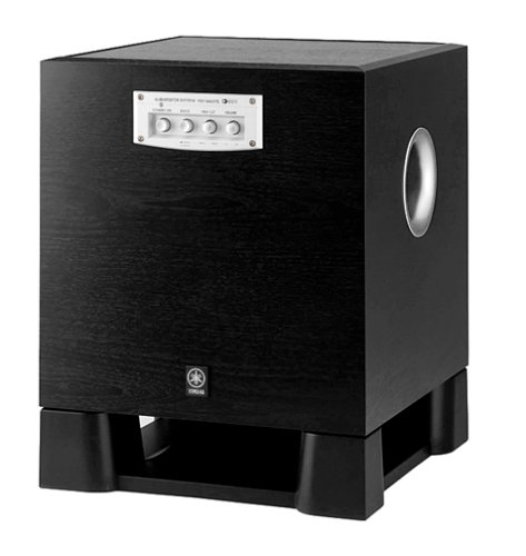 Yamaha Corporation of America SW315 Subwoofers Under $500