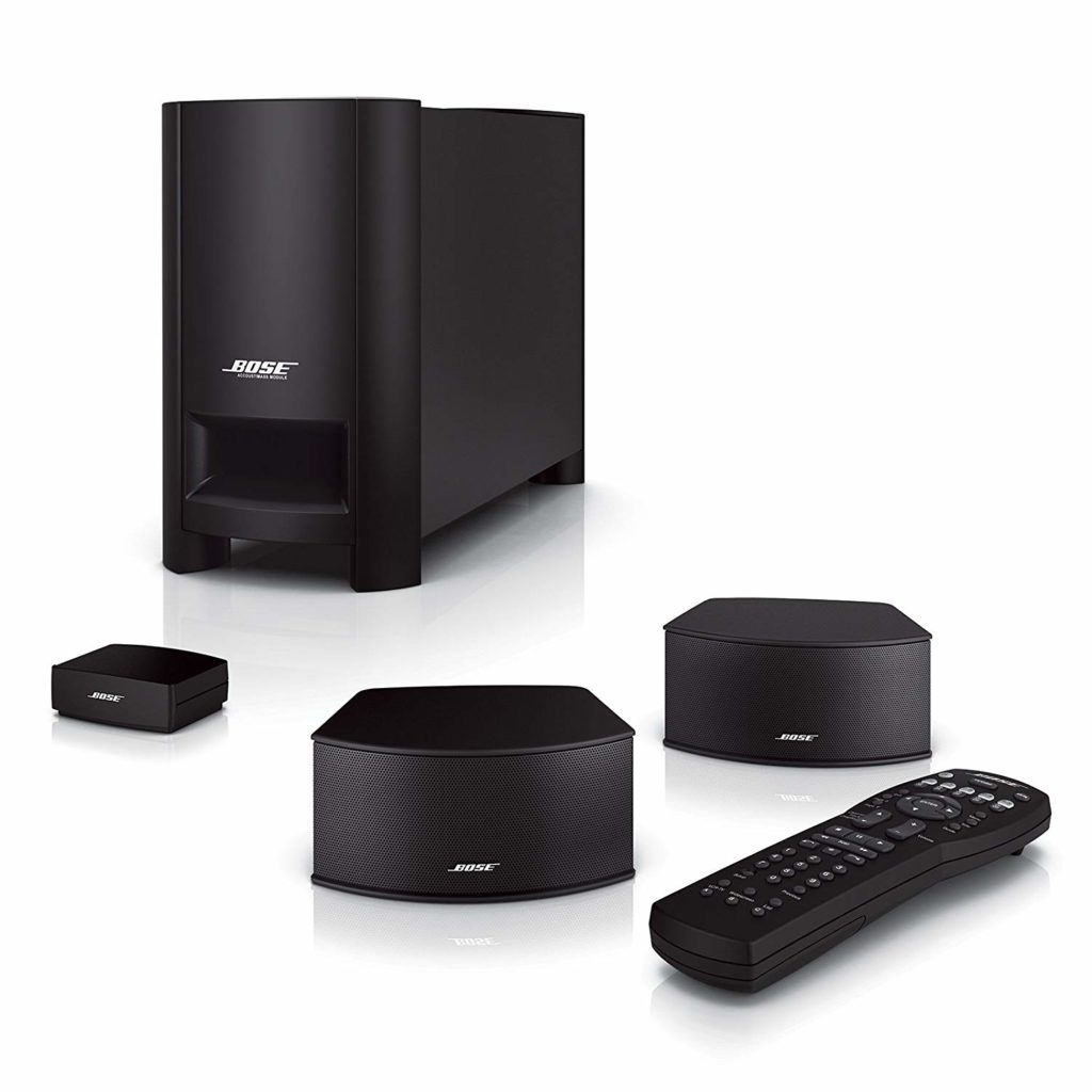 Bose CineMate GS Series II Digital Home Theater Packages Under $1,000