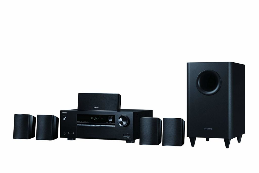Onkyo HT-S3800 5.1 Channel Home Theater Packages Under $1,000