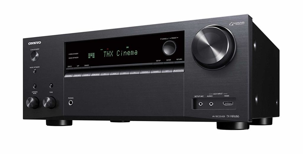 Onkyo 7.2 Channel Receivers Under $500