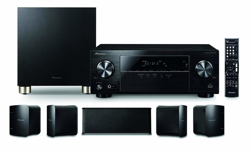 Pioneer 5.1 Home Theater Packages Under $1,000