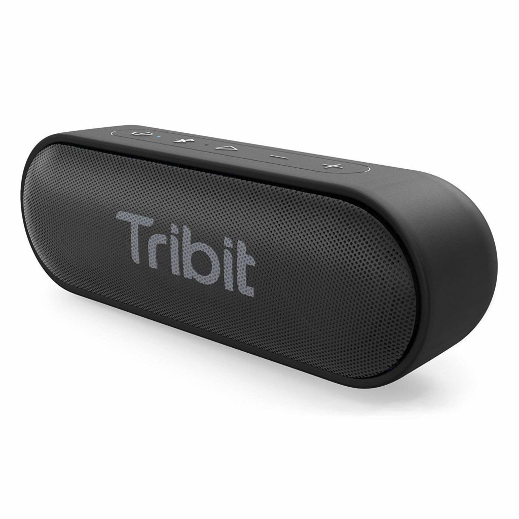 Tribit XSound Go Bluetooth Speakers for Your College Dorm Room