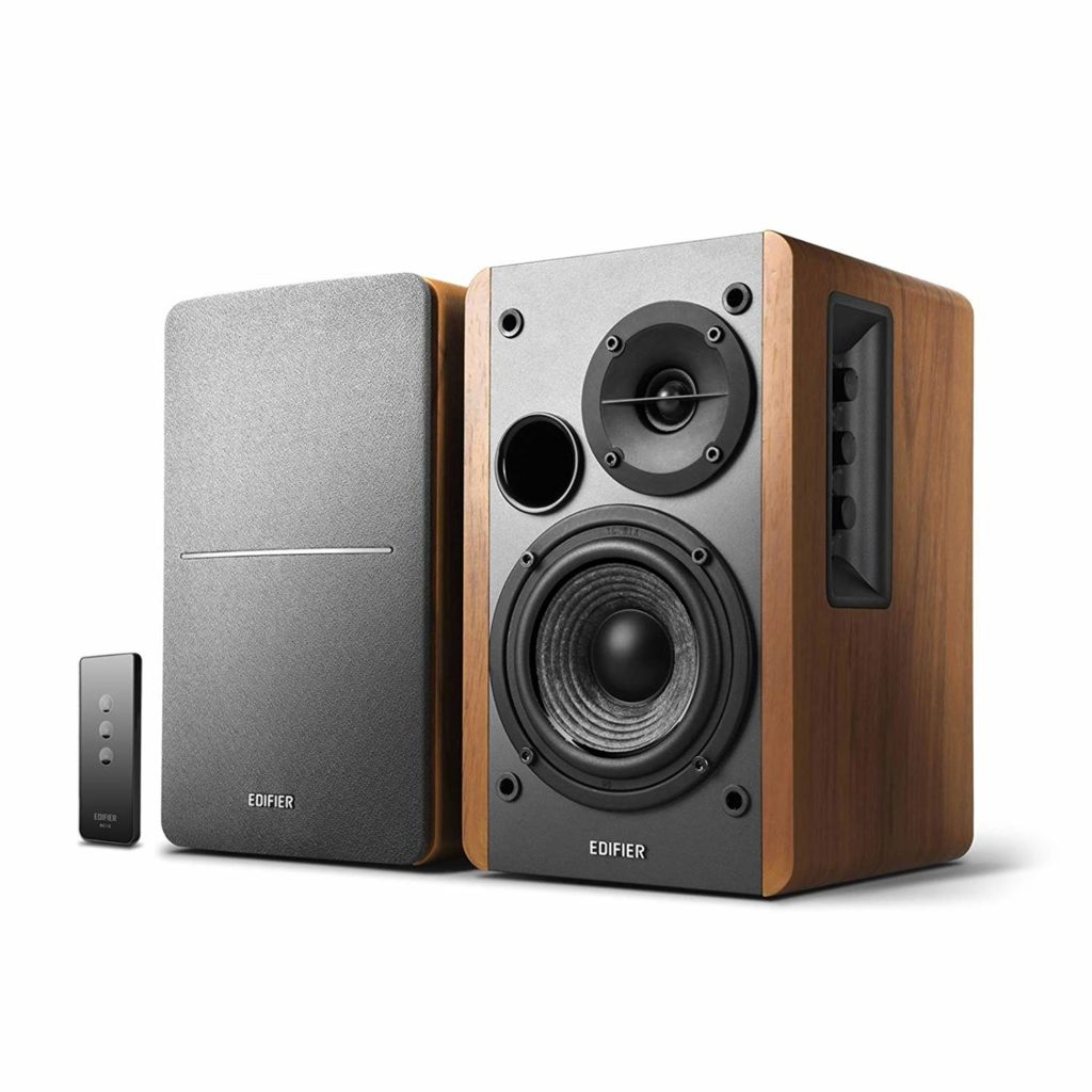 Edifier Powered Bookshelf Speakers for Your College Dorm Room