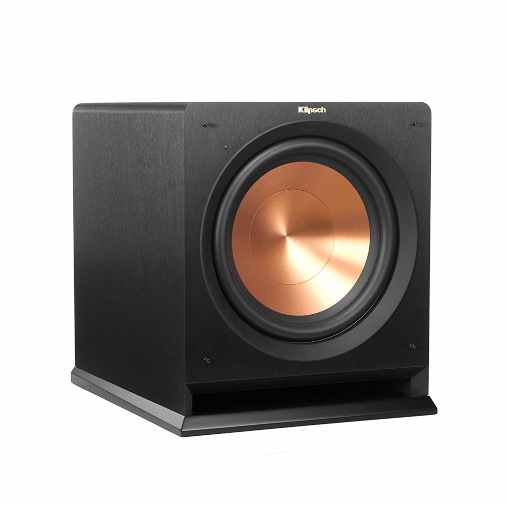 Klipsch Reference R-112SW Subwoofers Under $500