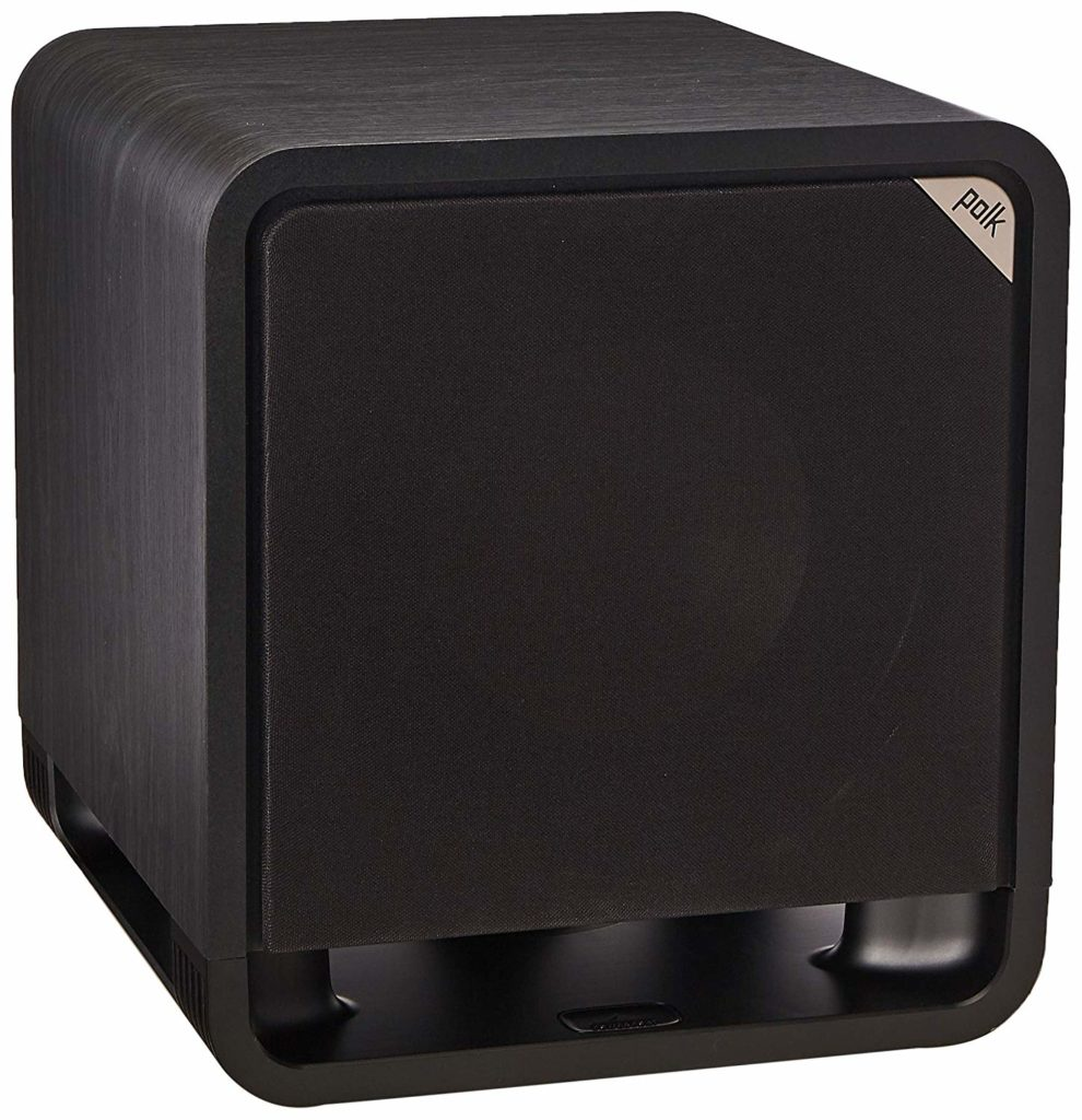 Polk Audio HTS 10 Subwoofers Under $500