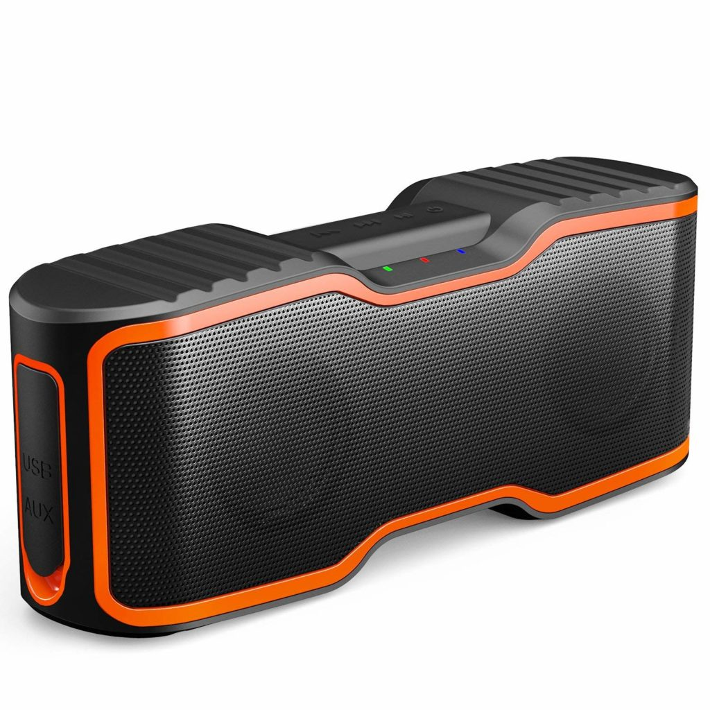 AOMAIS Sport II Portable Wireless Bluetooth Speakers for Your College Dorm Room