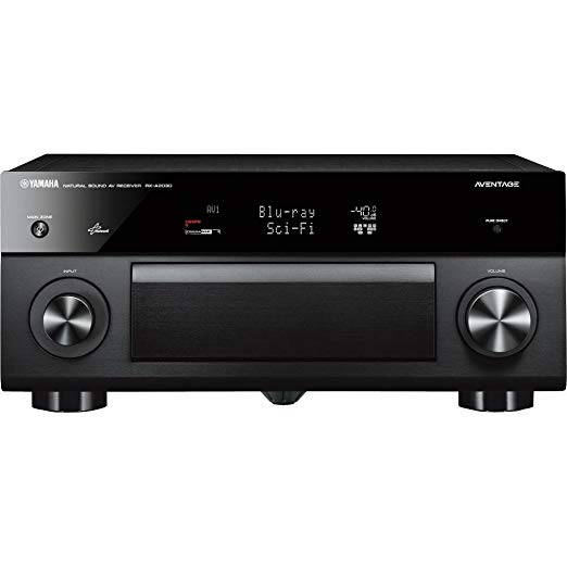 Yamaha 9.2-Channel Network Aventage Home Theater AV Receivers Under $1000