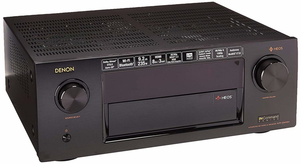 Denon Home Theater 9.2 Channel AV Receivers Under $1000