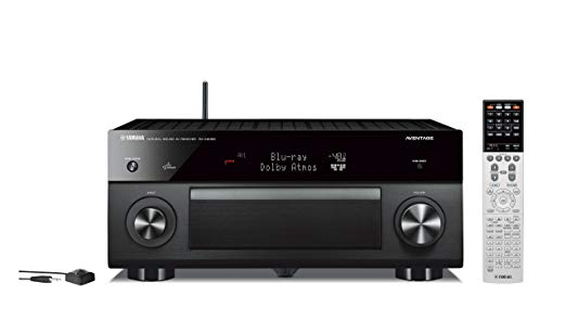 Yamaha 9.2-Channel MusicCast Home Theater AV Receivers Under $1000
