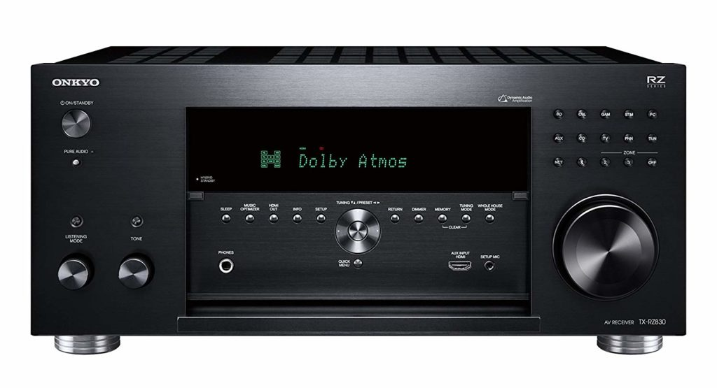 Onkyo Budget Home Theater 9 Channel AV Receivers Under $1000