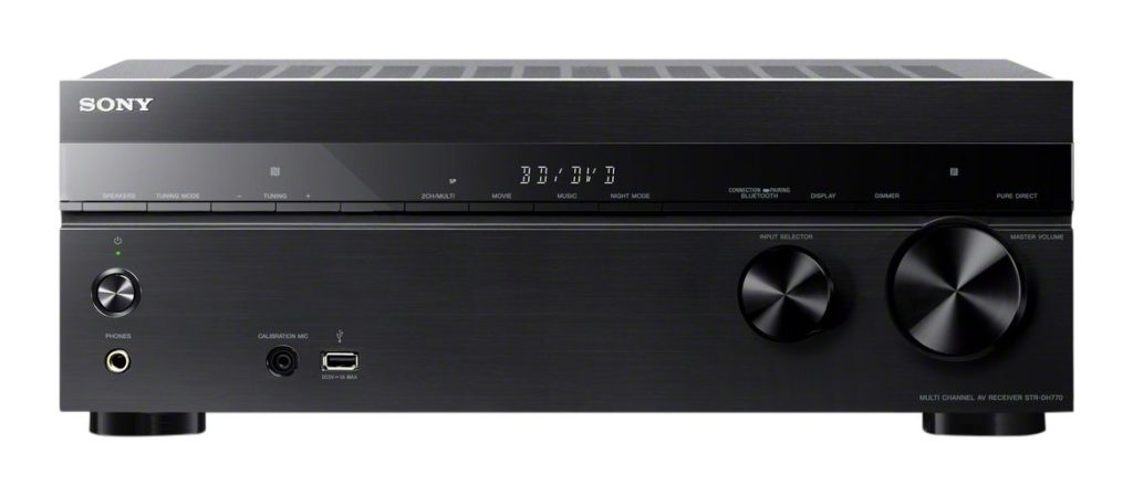 Budget Home Theater Sony STR-DH770 Home Theater AV Receiver