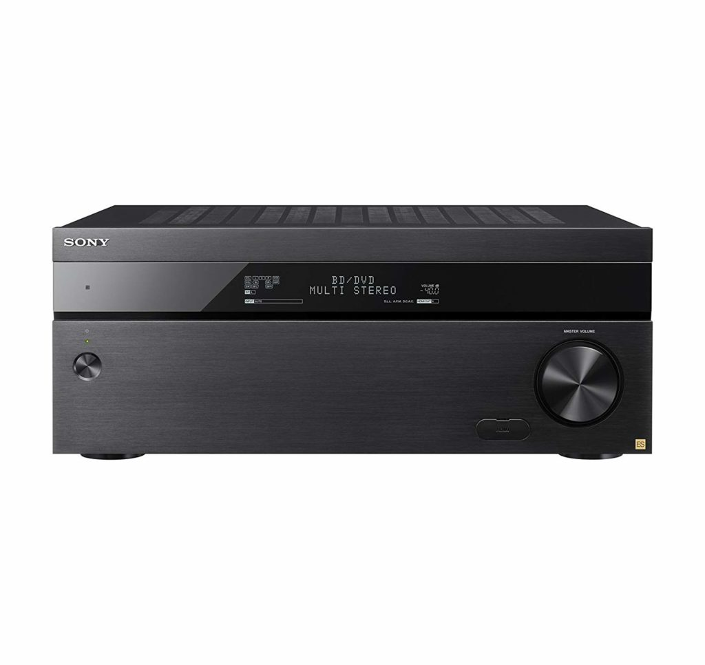 Budge Home Theater Sony STR-ZA5000ES AV Receiver