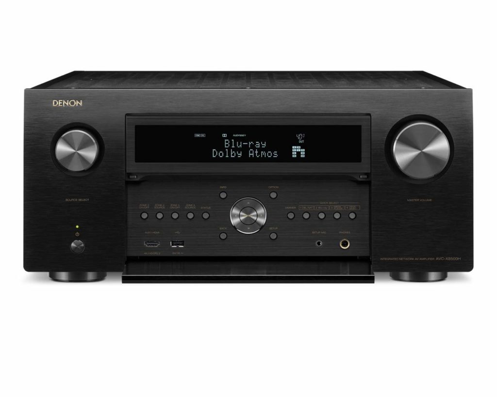 Denon AVR-X8500H Best Budget Home Theater AV Receiver