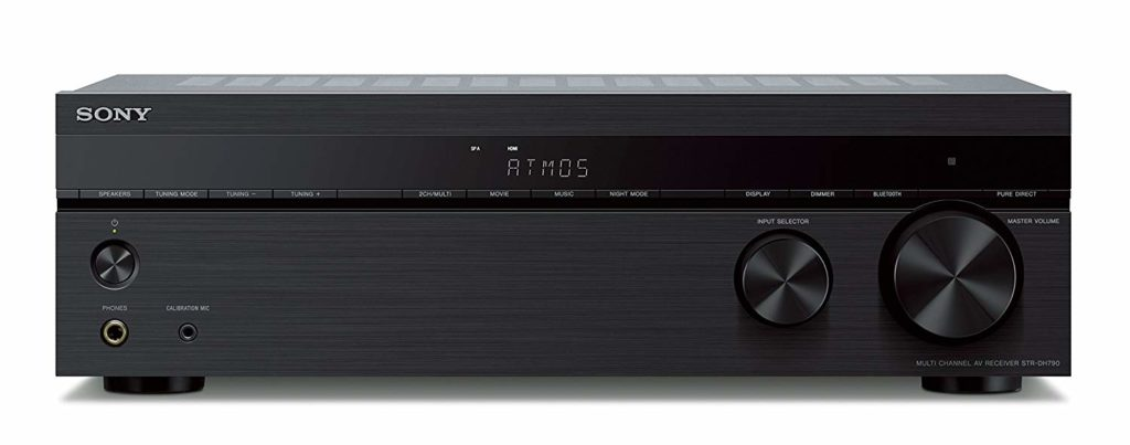 Budget Home Theater Sony STR-DH790 7.2-ch AV Receiver