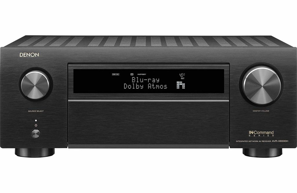 Denon AVR-X6500H Best Budget Home Theater AV Receiver