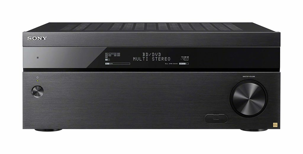 Budget Home Theater Sony STR-ZA3100ES 7.2 Channel 4K AV Receiver