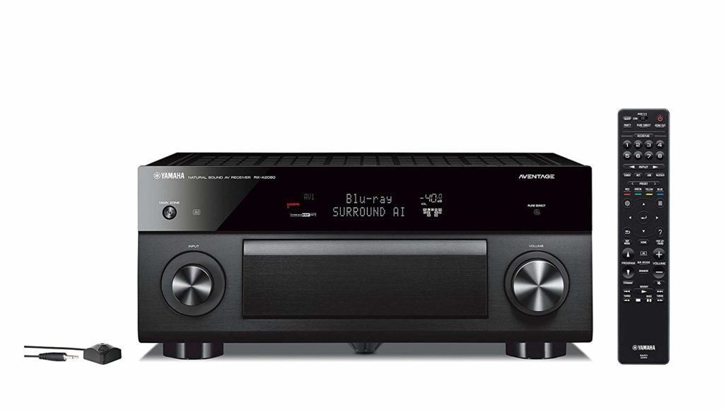 Yamaha RXA2080 AVENTAGE 9.2-Channel  Budget Home Theater Best AV Receivers