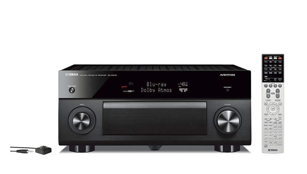 Yamaha AVENTAGE  Budget Home Theater Best AV Receivers