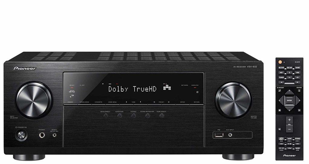 Pioneer Dolby Atmos-Ready AV Receiver