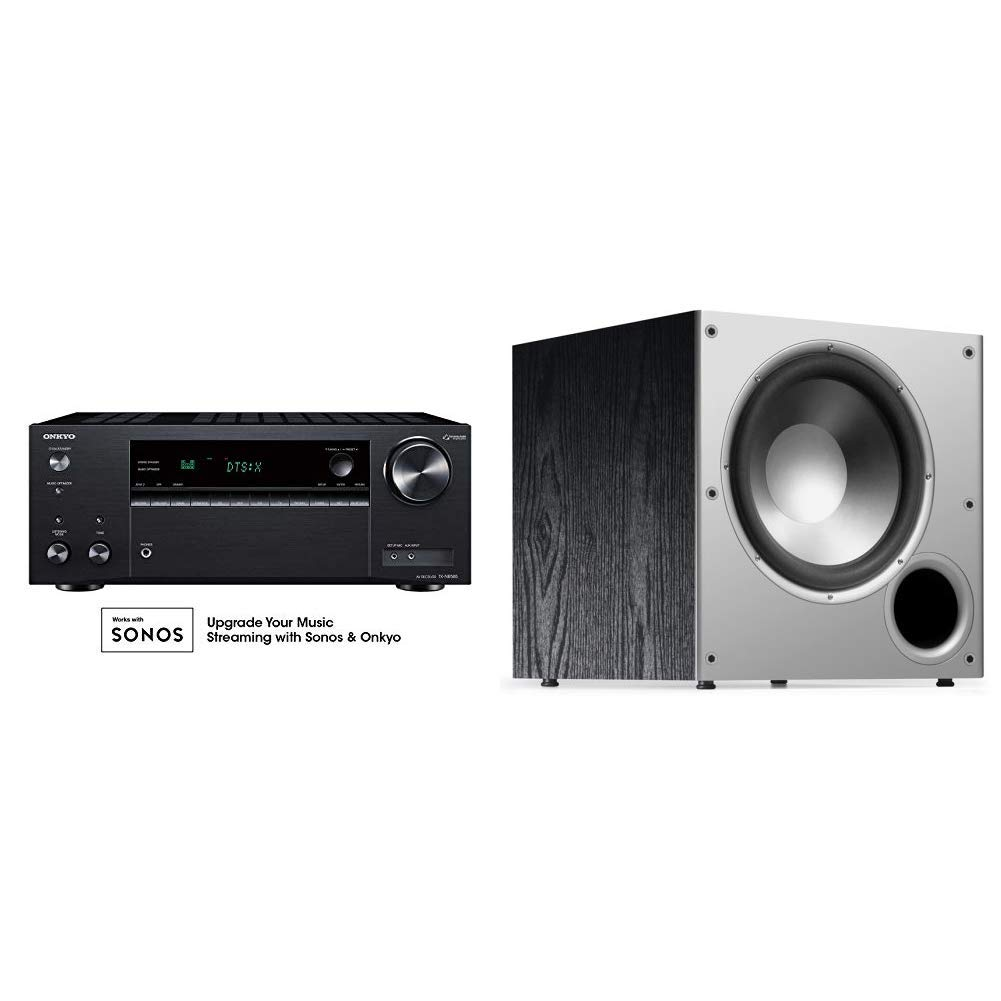 Onkyo TX-NR585 AV Receiver - Budget Home Theater