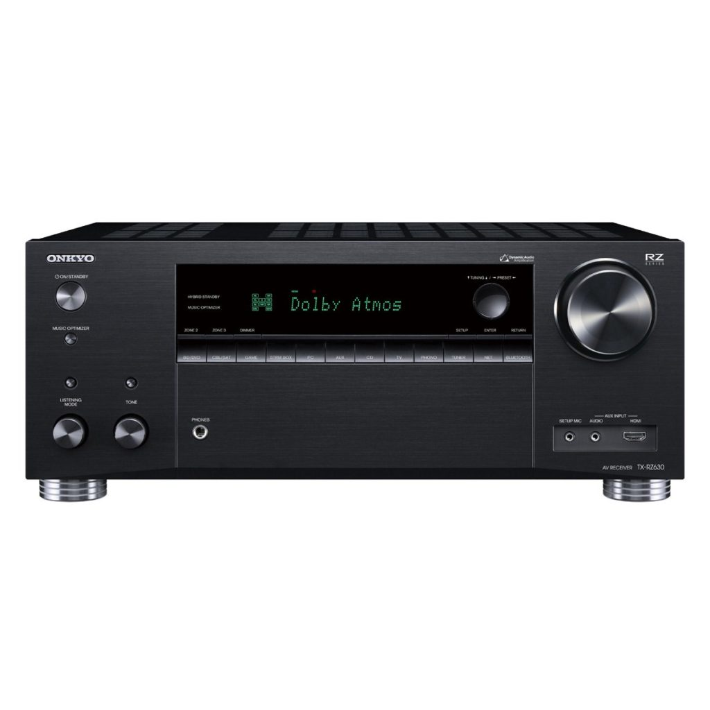 Onkyo TX-RZ630 AV Receiver - Budget Home Theater