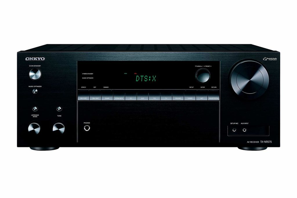 Onkyo TX-NR575 AV Receiver - Budget Home Theater
