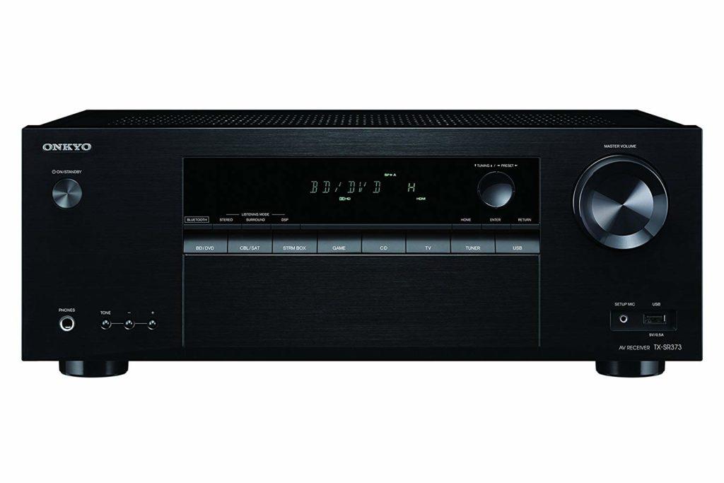 Onkyo TX-SR373 AV Receiver - Budget Home Theater
