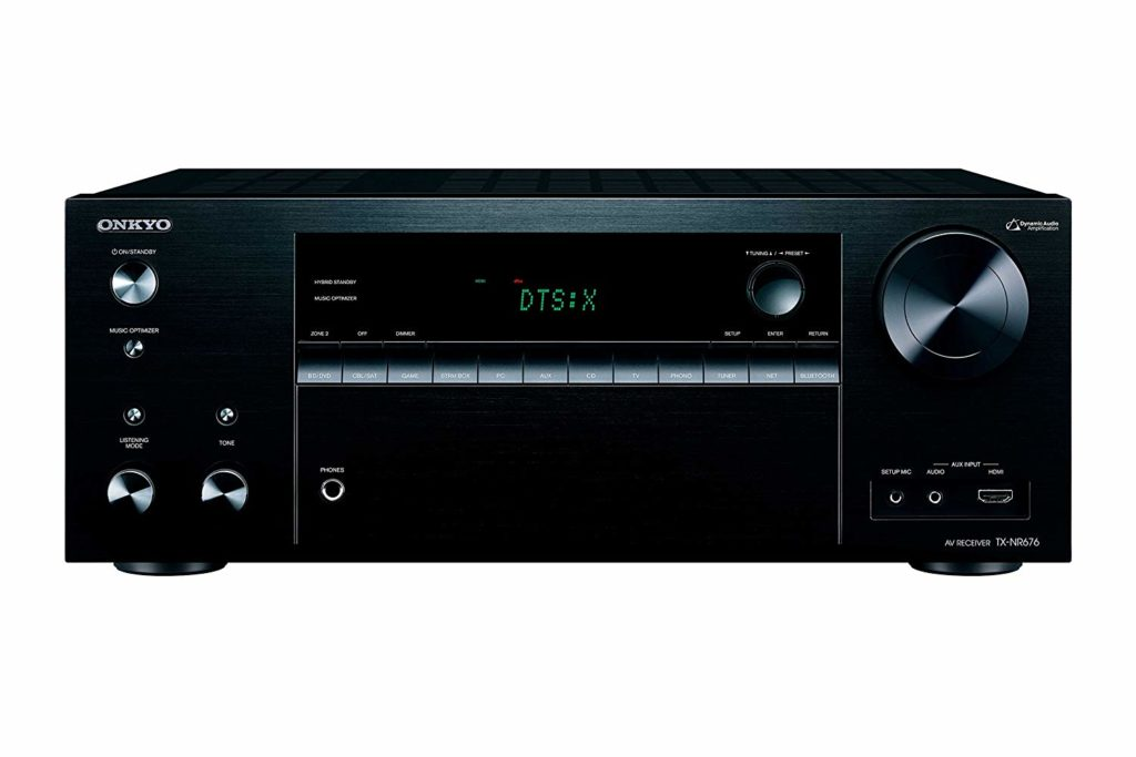 Onkyo AV Receiver - Budget Home Theater